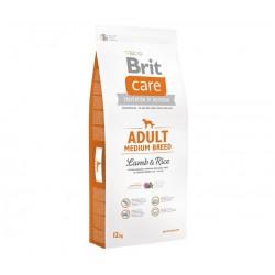 Brit Care Adult Medium Breed Lamb & Rice sausas maistas šunims