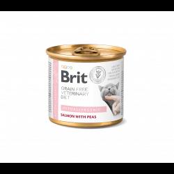 Brit Veterinary Diets Hypoallergenic konservai katėms