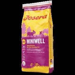 Josera MiniWell sausas maistas mažų veislių šunims