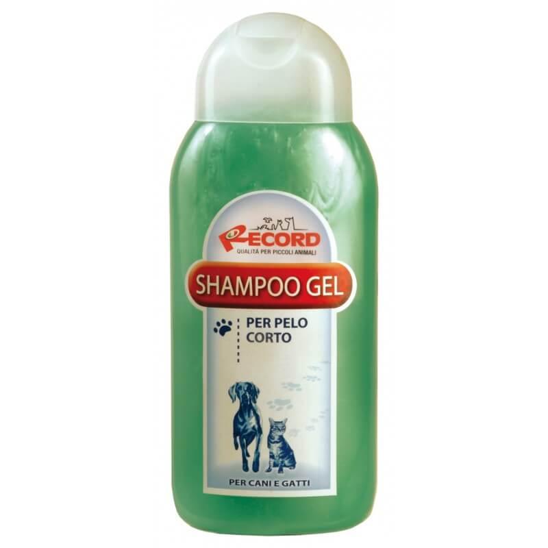 Record šampūnas trumpaplaukiams šunims ir katėms
