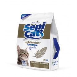 Sepicat LightWeight Extreme Fresh sušokantis kraikas katėms