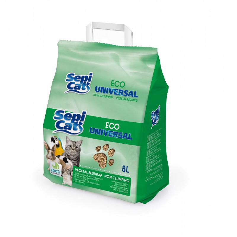 Sepicat Eco Universal augalinis kraikas naminiams gyvūnams