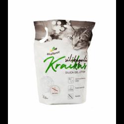 BioPlanet silikagelio kraikas su vaikiškos pudros aromatu katėms