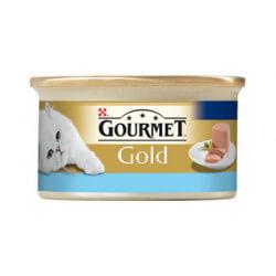 Gourmet Gold paštetas su tunu katėms