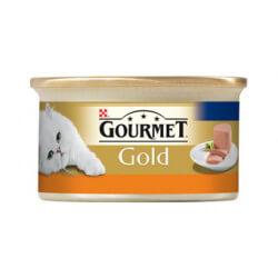 Gourmet Gold paštetas su kalakutiena katėms