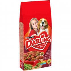 Darling sausas maistas su mėsa ir daržovėmis šunims 3 kg