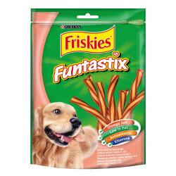 Friskies Funtastix skanėstai šunims
