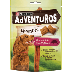 Adventuros Nuggets skanėstai šunims