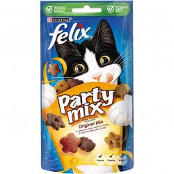 Felix Party Mix Original skanėstai su vištiena ir kalakutiena katėms