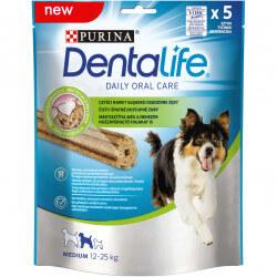 Dentalife skanėstai vidutinių veislių šunims