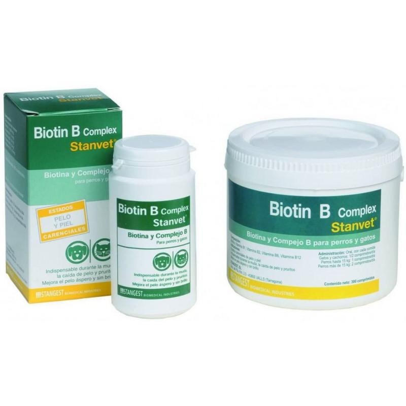 Stangest Biotin B Complex maisto papildas šunims ir katėms