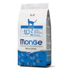 Monge Urinary Rich in Chicken sausas maistas katėms 1,5 kg