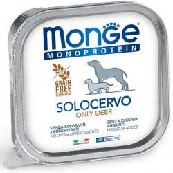 Monge Monoprotein konservai su elniena šunims