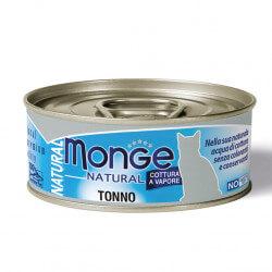 Monge Natural konservai su tunu katėms
