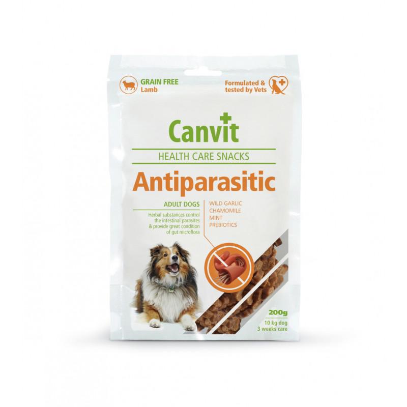Canvit Anti-Parasites skanėstas šunims