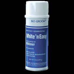 Bio Groom White'n Easy aerozolis odos balinimui šunims