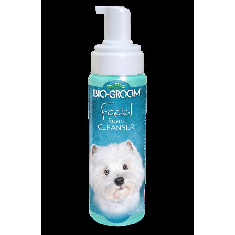 Bio Groom Facial Foam Cleanser valiklis šunims ir katėms