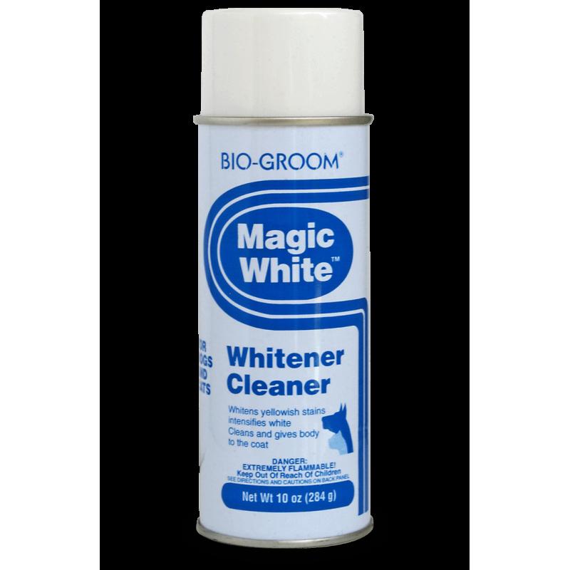 Bio Groom Magic White purškiama kreida šunims ir katėms