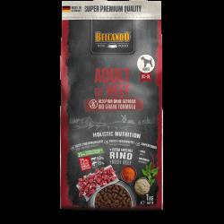 Belcando Adult Grain-Free Beef sausas begrūdis maistas su jautiena šunims 1 kg