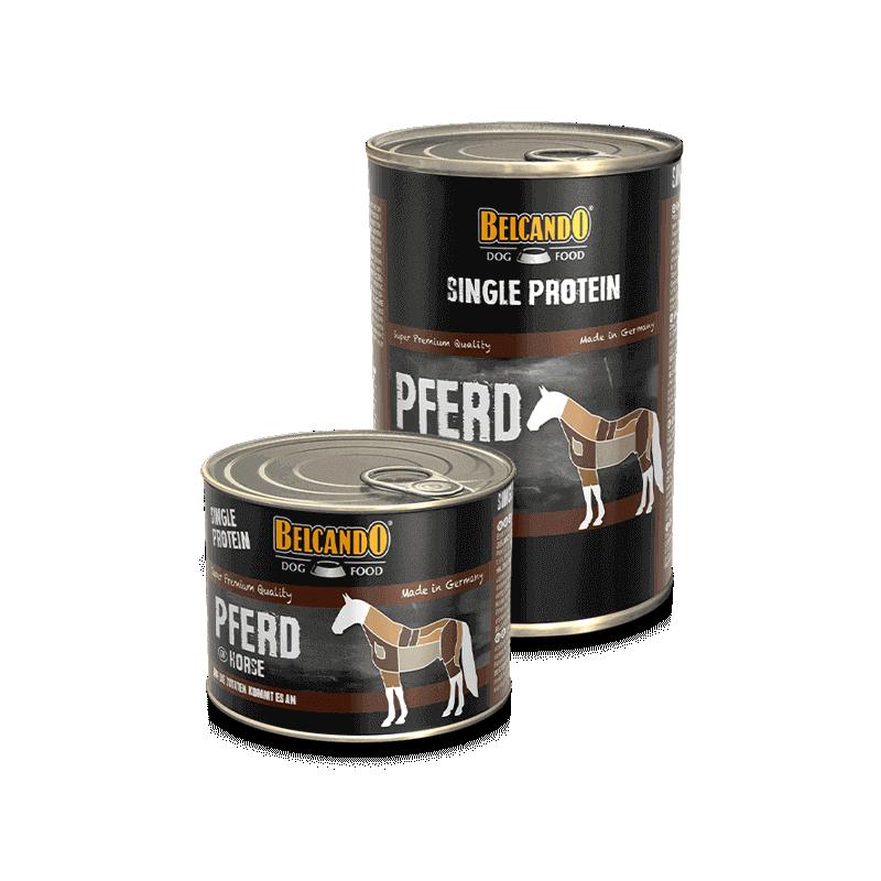 Belcando Pure Horse konservai šunims su gryna arklienos mėsa