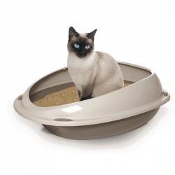 Record Shuttle tualetas su rėmu katėms