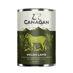 Canagan Welsh Lamb konservai su ėriena šunims
