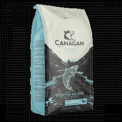 Canagan Scottish Salmon sausas maistas mažų veislių šunims