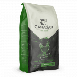 Canagan Free-Run Chicken sausas maistas visų veislių šunims