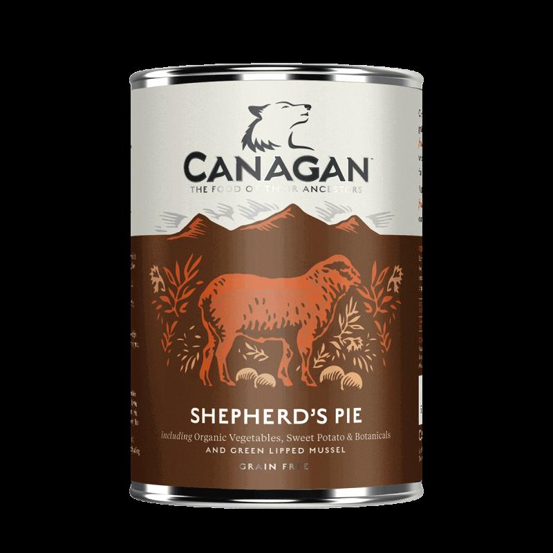 Canagan Shepherd's Pie konservai su ėriena ir daržovėmis šunims
