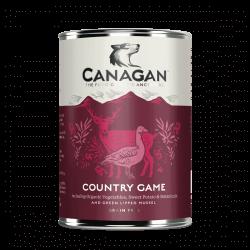 Canagan Country Game konservai su elniena ir antiena šunims