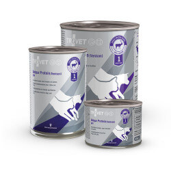 Trovet Unique Protein konservai su elniena katėms ir šunims