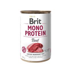 Brit Care Mono Protein Beef vieno baltymo konservai šunims