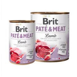 Brit Care Lamb Pate & Meat konservai šunims