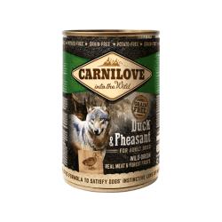 Carnilove Wild Meat Duck & Pheasant konservai šunims