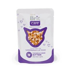 Brit Care Chicken & Cheese konservai kačiukams