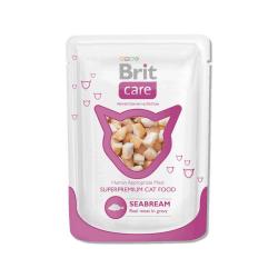 Brit Care Seabream konservai katėms