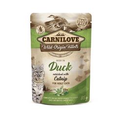 Carnilove konservai su antiena ir katžole katėms