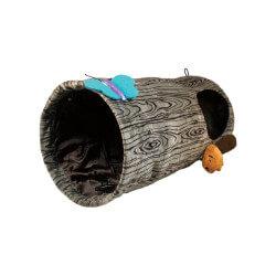 KONG Cat PlaySpaces Burrow guolis - žaidimo erdvė katėms