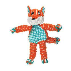 KONG Floppy Knots Fox žaislas šunims