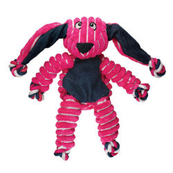 KONG Floppy Knots Bunny žaislas šunims