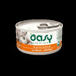 Oasy konservai su jautiena suaugusioms katėms