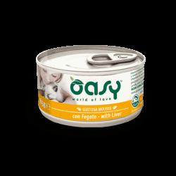 Oasy konservai su kepenėlėmis suaugusioms katėms