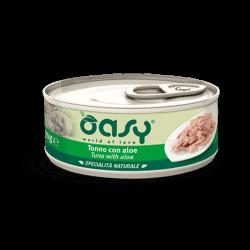 Oasy konservai su tunu ir alaviju suaugusioms katėms