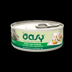 Oasy konservai su vištiena ir daržovėmis suaugusiems šunims