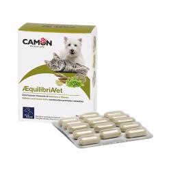 Camon Equilibria-Vet raminantis maisto papildas šunims ir katėms