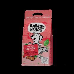 Barking Heads Pooched Salmon sausas maistas su lašiša šunims 2 kg