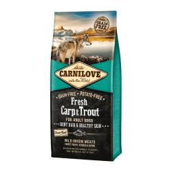 Carnilove Fresh Carp & Trout sausas maistas šunims