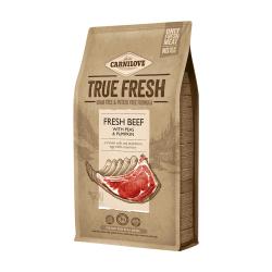 Carnilove True Fresh Beef sausas maistas šunims