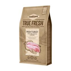 Carnilove True Fresh Turkey sausas maistas šunims