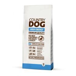 Country Dog High Energy sausas maistas šunims